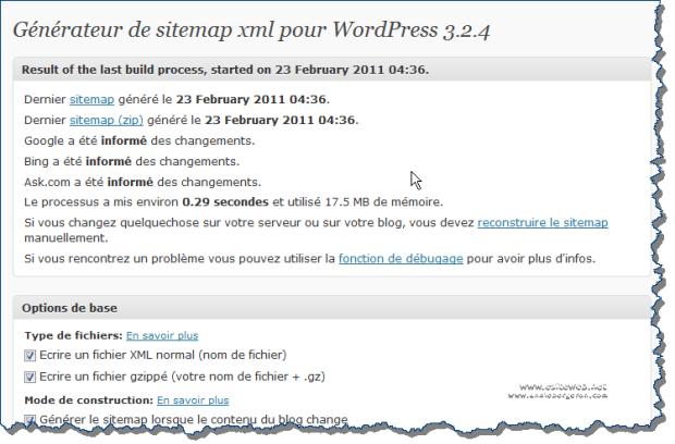 Plugins-WordPress-Google-xml-sitemap