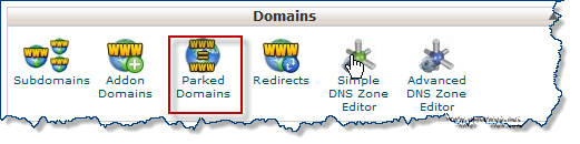 WordPress Multisites parked domain dans Cpanel